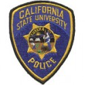 California State University Hayward Police Department, California