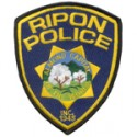 Ripon Police Department, California