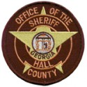 Hall County Sheriff's Office, Georgia