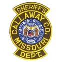 Callaway County Sheriff's Department, Missouri