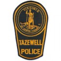 Tazewell Police Department, Virginia