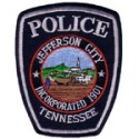 Jefferson City Police Department, Tennessee
