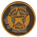 Osage County Sheriff's Office, Oklahoma