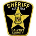 Calvert County Sheriff's Office, Maryland