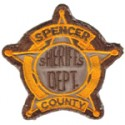 Spencer County Sheriff's Department, Kentucky