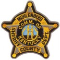 Muhlenberg County Sheriff's Department, Kentucky