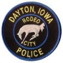 Dayton Police Department, Iowa