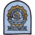 Westchester County District Attorney's Office, New York