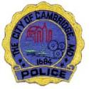 Cambridge Police Department, Maryland