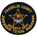 Franklin County Sheriff's Department, Tennessee