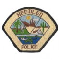 Needles Police Department, California