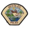 Needles Police Department, California