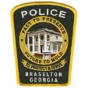 Braselton Police Department, Georgia