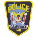 Cambridge Police Department, Minnesota