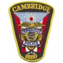 Cambridge Police Department, Ohio