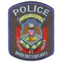 Waynesboro Police Department, Mississippi