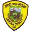Camden County Sheriff's Office, Georgia