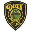 Dixon Police Department, California