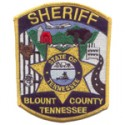 Blount County Sheriff's Department, Tennessee