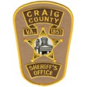 Craig County Sheriff's Office, Virginia