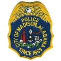 Madison Police Department, Alabama