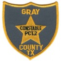 Gray County Constable's Office - Precinct 2, Texas