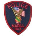 Madill Police Department, Oklahoma