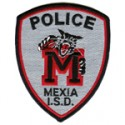 Mexia Independent School District Police Department, Texas