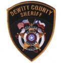 Dewitt County Sheriff's Office, Texas
