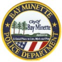 Bay Minette Police Department, Alabama