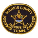 Marion County Sheriff's Department, Tennessee
