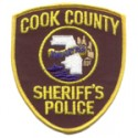 Cook County Sheriff's Police Department, Illinois