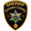 Chester County Sheriff's Office, Pennsylvania