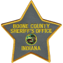 Boone County Sheriff's Office, Indiana