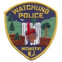 Watchung Police Department, New Jersey