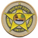Lewis County Sheriff's Department, Tennessee