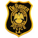 DeRidder Police Department, Louisiana