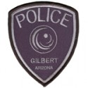 Gilbert Police Department, Arizona