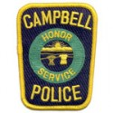 Campbell Police Department, Ohio