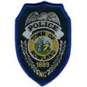 Rowland Police Department, North Carolina