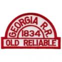 Georgia Railroad Police Department, Railroad Police