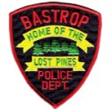 Bastrop Police Department, Texas