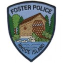 Foster Police Department, Rhode Island