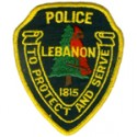 Lebanon Police Department, Kentucky