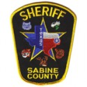Sabine County Sheriff's Department, Texas