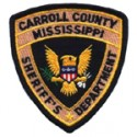 Carroll County Sheriff's Office, Mississippi