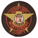 Montgomery County Sheriff's Office, Georgia