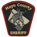 Hays County Sheriff's Department, Texas