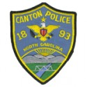 Canton Police Department, North Carolina