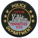 Kingston Police Department, Tennessee